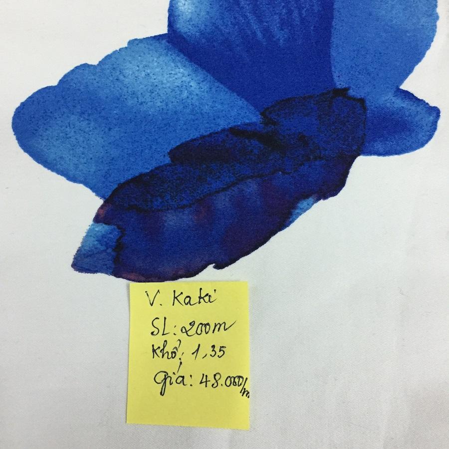 VẢI KAKI THỜI TRANG 0004