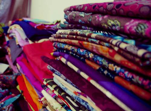 vải áo dài loại 9
