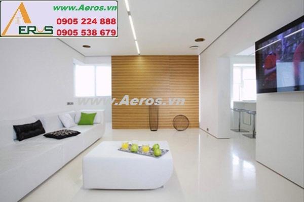 Thiết kế nội thất chung cư nhỏ đẹp với cách bố trí hợp lý