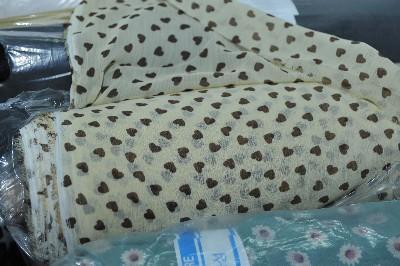 Vải Chiffon-Printing