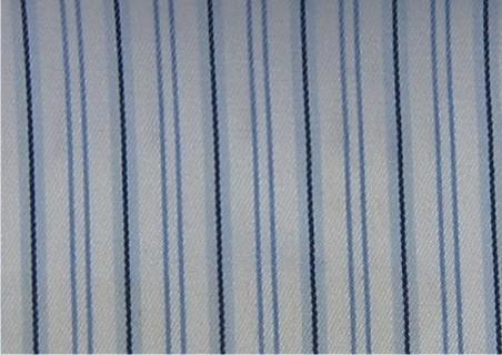Vải CVC 60/40 sọc dọc