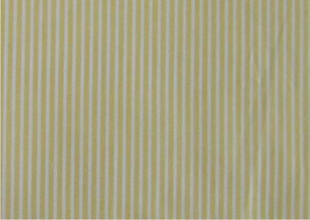 Vải CVC 60/40 nhiều sọc màu vàng