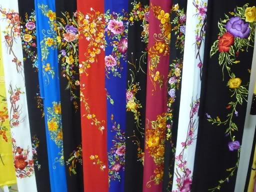 vải áo dài loại 3